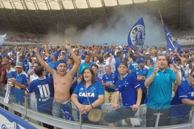 0f0d66168756f Cruzeiro renegocia contrato com Minas Arena - Esporte - JC Notícias