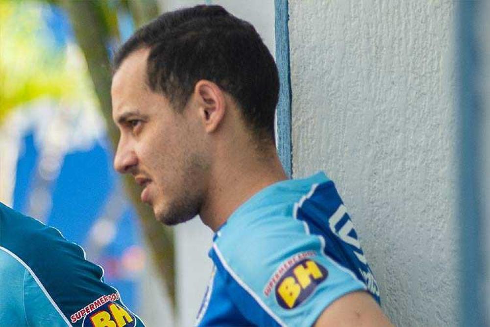 Cruzeiro marca apresentação do meia Rodriguinho - Esporte - JC Notícias e0c5ee8611c9a